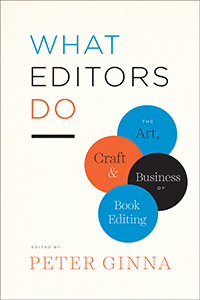 Book: What Editors Do
